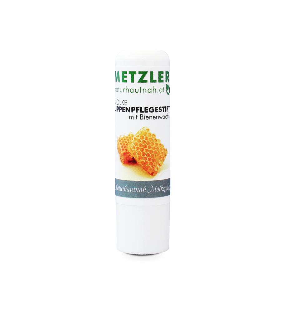 Molke Lippenpflegestift mit Bienenwachs